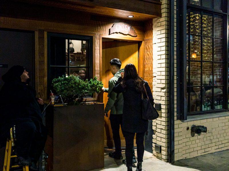 Onsen Restaurant